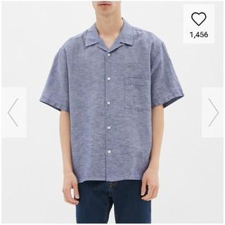 GU - GUオープンカラービッグシャツ