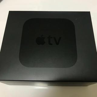 アップル(Apple)の【美品】Apple TV 64GB MLNC2J/A 第4世代(テレビ)