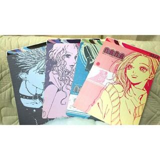 NANA シールブック4冊(コミック用品)