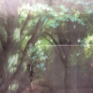 ジブリ ジグレー 版画 もののけ姫 宮崎駿(アニメ)