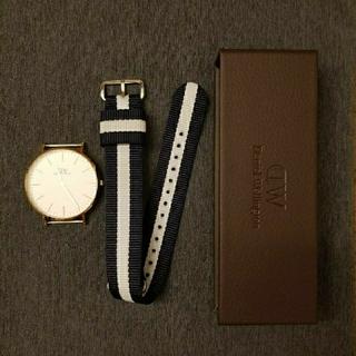 ダニエルウェリントン(Daniel Wellington)のDanielWellington ダニエルウェリントン 時計 40mm(腕時計(アナログ))