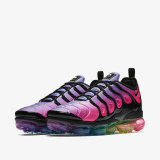 ナイキ(NIKE)の24.0cm NIKE AIR VAPORMAX PLUS BE TRUE(スニーカー)