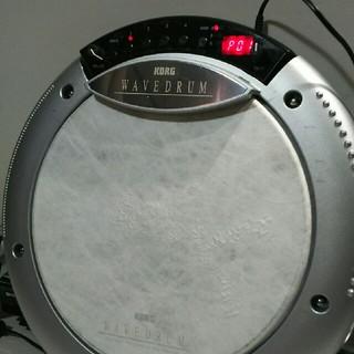 コルグ(KORG)の売り切れ WAVEDRUM■WD-X■バッグ付き(電子ドラム)