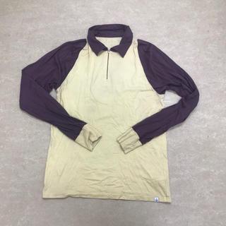 ヴィスヴィム(VISVIM)のVisvim 13/14AWジップ ポロロンT(Tシャツ/カットソー(七分/長袖))