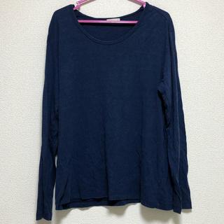 ジーユー(GU)の長袖 シャツ 薄手(Tシャツ(長袖/七分))