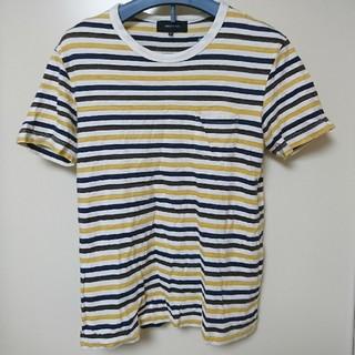 シップスジェットブルー(SHIPS JET BLUE)のSHIPS JET BLUE ボーダーTシャツ(Tシャツ/カットソー(半袖/袖なし))