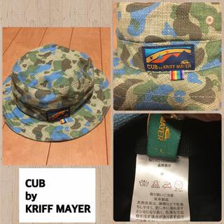 クリフメイヤー(KRIFF MAYER)のCUB by KRIFF MAYER ハット 帽子(帽子)