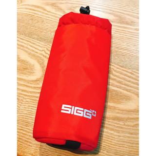 シグ(SIGG)の【naoさま専用】SIGG ボトルカバー(登山用品)