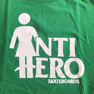 アンチヒーロー(ANTIHERO)のGIRL × ANTIHERO TEE(Tシャツ/カットソー(半袖/袖なし))