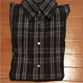 ゴーサンゴーイチプールオム(5351 POUR LES HOMMES)の美品[5351プールオム]チェックシャツ(シャツ)