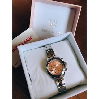 アンクラーク(ANNE CLARK)のANNE CLARK(アンクラーク)クロノグラフ(腕時計)