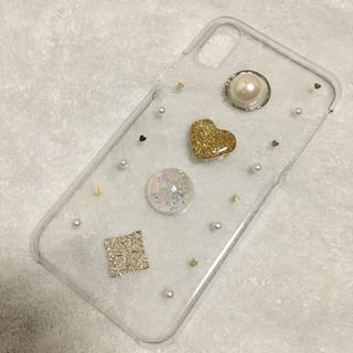 カボション iPhoneケース(スマホケース)