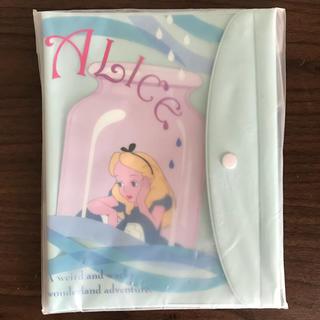 ディズニー(Disney)の新品未使用◆手帳カバー 不思議の国のアリス B5 サイズ ヤングオイスター(ブックカバー)