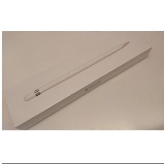 【新品未開封品】apple pencil アップルペンシル 第一世代(PC周辺機器)