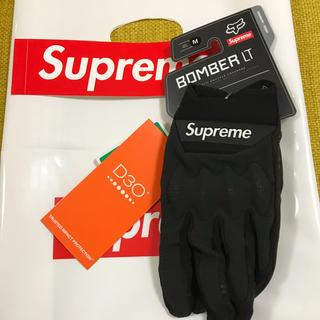 シュプリーム(Supreme)の再値下げ!!supreme◾️グローブ Mサイズ シュプリーム(手袋)