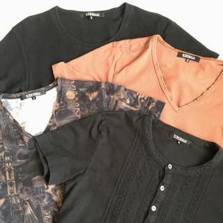 ゴーサンゴーイチプールオム(5351 POUR LES HOMMES)の5351 POUR LES HOMMES Tシャツ4枚セット(Tシャツ/カットソー(七分/長袖))