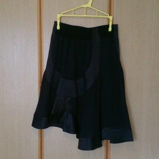ツモリチサト(TSUMORI CHISATO)のツモリチサト シースルースカート(ひざ丈スカート)