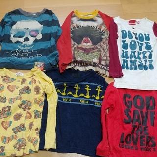 バックアレイ(BACK ALLEY)の女の子まとめ売り 110㎝(Tシャツ/カットソー)