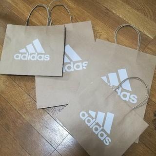 アディダス(adidas)のアディダスショップ袋(ショップ袋)