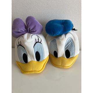 ディズニー(Disney)のディズニー 帽子 ドナルド デイジー(キャラクターグッズ)