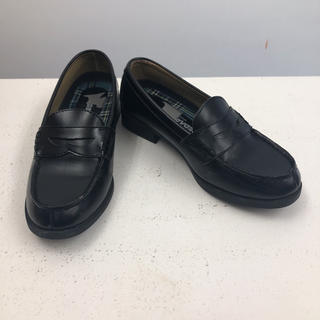 セダークレスト(CEDAR CREST)のローファー スクール 24.5 CEDAR CREST(ローファー/革靴)