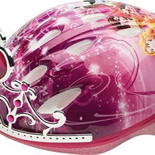 ディズニー(Disney)のrenaboomama様専用プリンセス 3D 子供用 キッズヘルメット (ヘルメット/シールド)