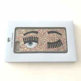 キアラフェラーニ(Chiara Ferragni)のキアラフェラーニ iPhone6、6sケース 新品(iPhoneケース)