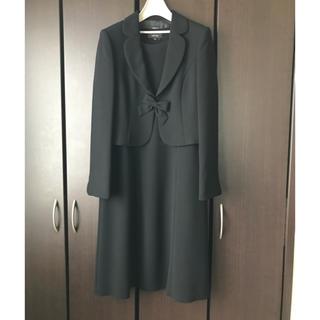 シマムラ(しまむら)のフォーマル 礼服 ワンピース カバンセット(礼服/喪服)