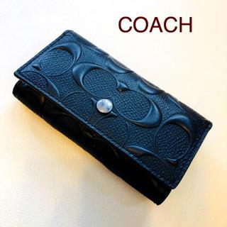 コーチ(COACH)のCOACH コーチキーケース 新品 正規品(キーケース)