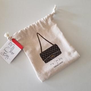 マイアザーバッグ(my other bag)のmy other bag × THE FASE SHOP 巾着ポーチ(ポーチ)