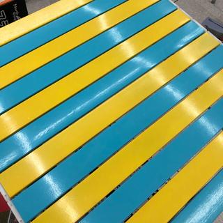アルミロールテーブル(アウトドアテーブル)