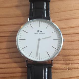 ダニエルウェリントン(Daniel Wellington)のDaniel Wellington(腕時計(アナログ))