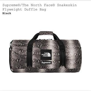 シュプリーム(Supreme)のSupreme The North Face Snakeskin(ドラムバッグ)