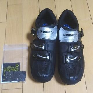 シマノ(SHIMANO)のシマノ SH-RT82 43 27.2cmです。(ウエア)