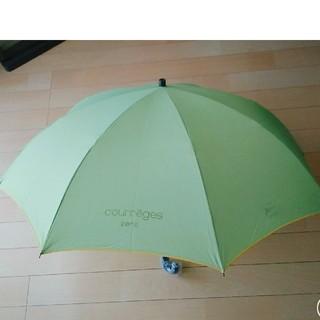 クレージュ(Courreges)のクレージュ 折りたたみ傘(傘)