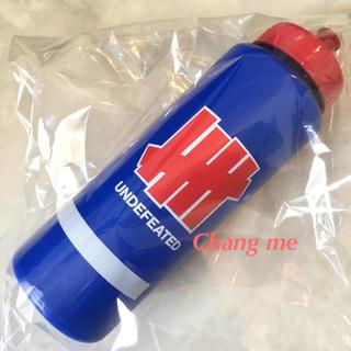 アンディフィーテッド(UNDEFEATED)の新品 UNDEFEATED 18SS Water Bottle ボトル(その他)