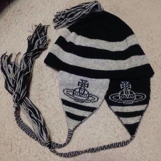 ヴィヴィアンウエストウッド(Vivienne Westwood)のVivienne ニット帽(ニット帽/ビーニー)