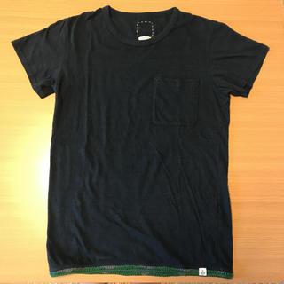 ヴィスヴィム(VISVIM)のVISVIM  中村ヒロキ Tシャツ サイズ1 ネイビー(Tシャツ/カットソー(半袖/袖なし))