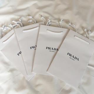 プラダ(PRADA)のプラダ PRADA ショッピングバッグ ショッパー 紙袋(ショップ袋)