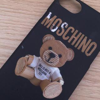 MOSCHINO モスキーノ iPhone7 iPhoneケース iPhone6