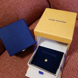 ルイヴィトン(LOUIS VUITTON)の美品ルイヴィトンのリングケース(リング(指輪))