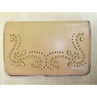 ケイシイズ(KC,s)のKC's ケーシーズ ケイシイズ 財布 二つ折り バイカーズ ミドル エレノア(折り財布)