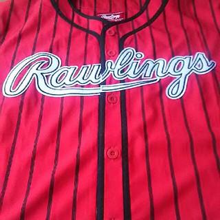 ローリングス(Rawlings)のベースボールシャツ ローリングス(シャツ/ブラウス(半袖/袖なし))