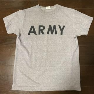 バズリクソンズ(Buzz Rickson's)の美品 vintage US ARMY ➕ フェローズ T シャツ(Tシャツ/カットソー(半袖/袖なし))