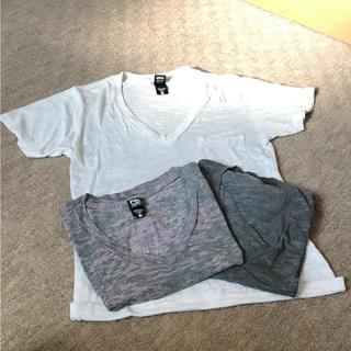 オルタナティブ(ALTERNATIVE)の【alternative】オルタナティブ♡ Tシャツ♡3着セット!カットソー(Tシャツ(半袖/袖なし))