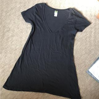 オルタナティブ(ALTERNATIVE)の【alternative】オルタナティブ♡アース☆ ワンピース×ブラック(Tシャツ(半袖/袖なし))