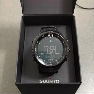 スント(SUUNTO)のSUUNTO CORE 腕時計(腕時計(デジタル))