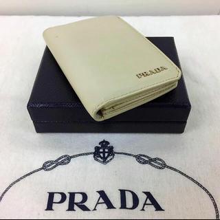 プラダ(PRADA)の鑑定済み正規品 プラダ カードケース(名刺入れ/定期入れ)