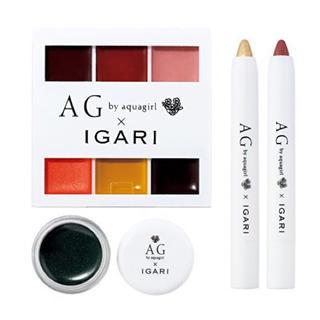 AG by aquagirl × IGARI特別コフレ 4点セット