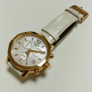 ティソ(TISSOT)のTISSOT ティソ T-スポーツ クイックスター ユニセックス(腕時計(アナログ))